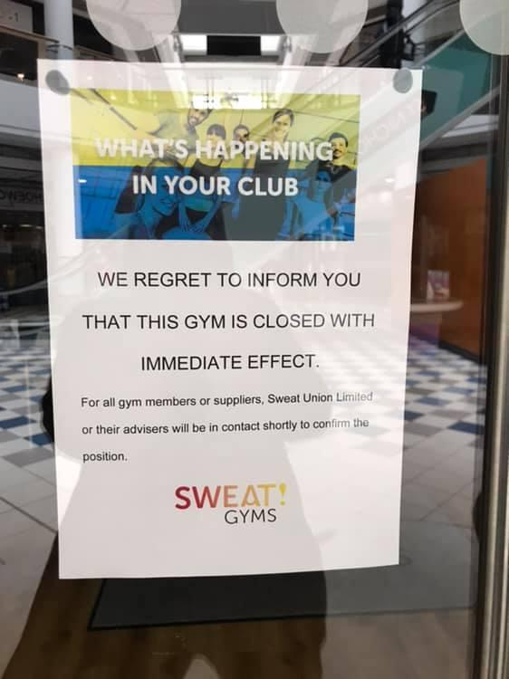 0adcd8e915f4ff Sutton: Customers and staff left shocked at gym's closure | Your ...
