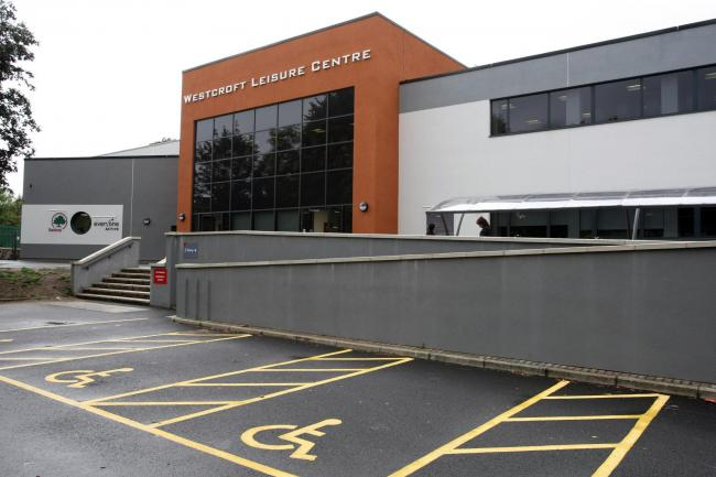 Westcroft Leisure Centre