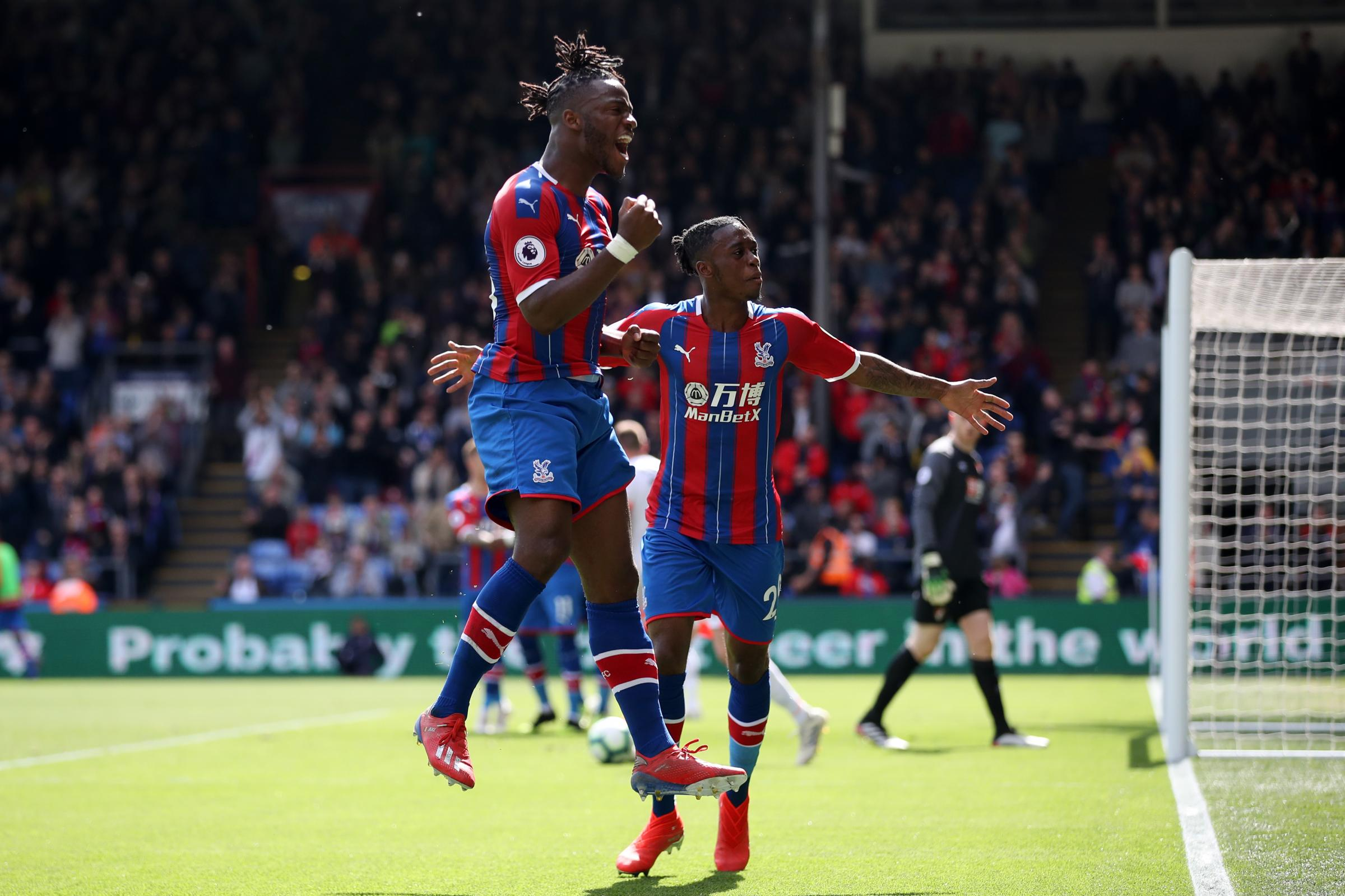 Crystal Palace 5-3 Bournemouth - Zaha inspires Eagles in goal-fest