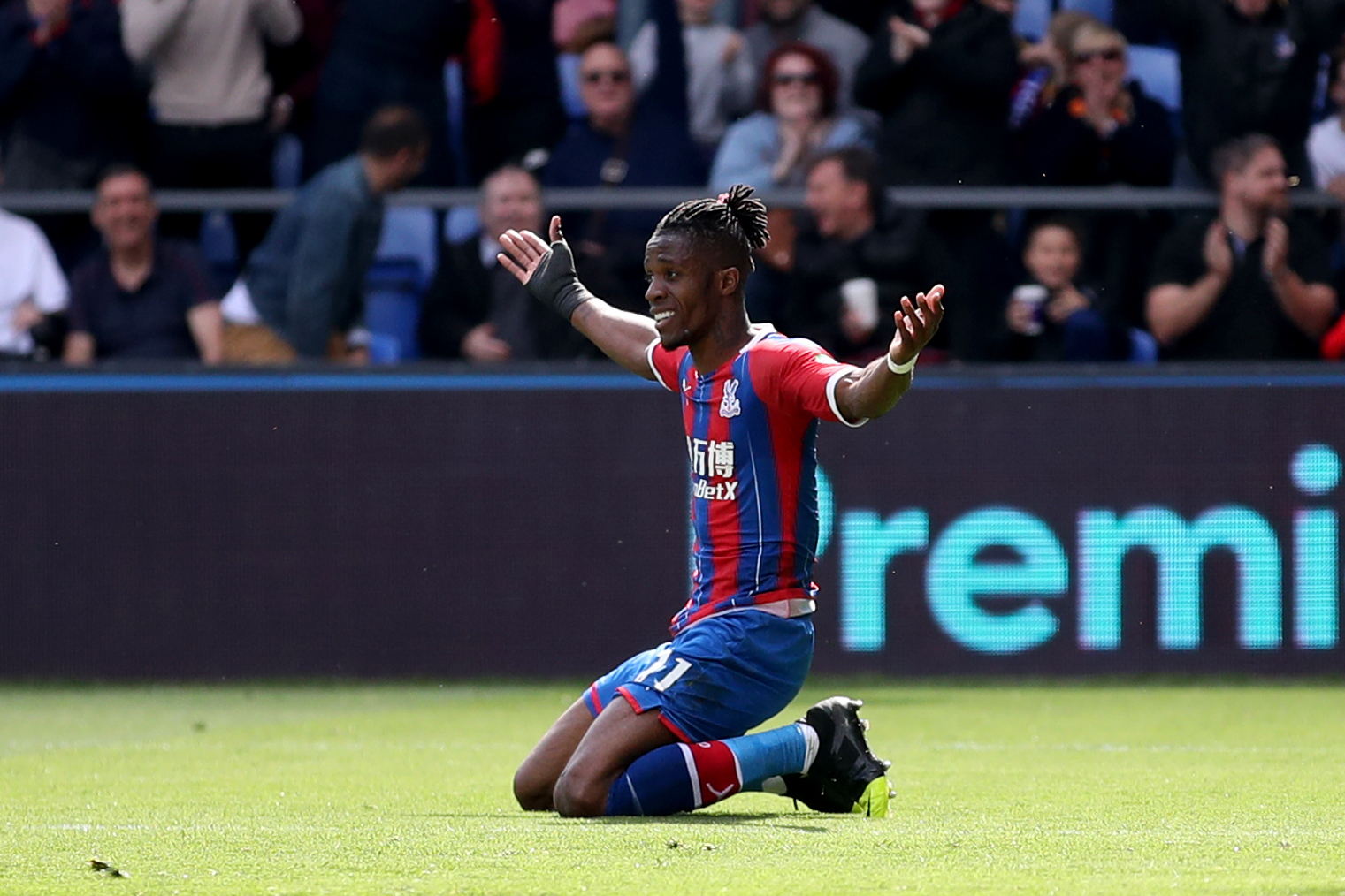 Player ratings from Palace's 5-3 win over Bournemouth - 9 or a 10?