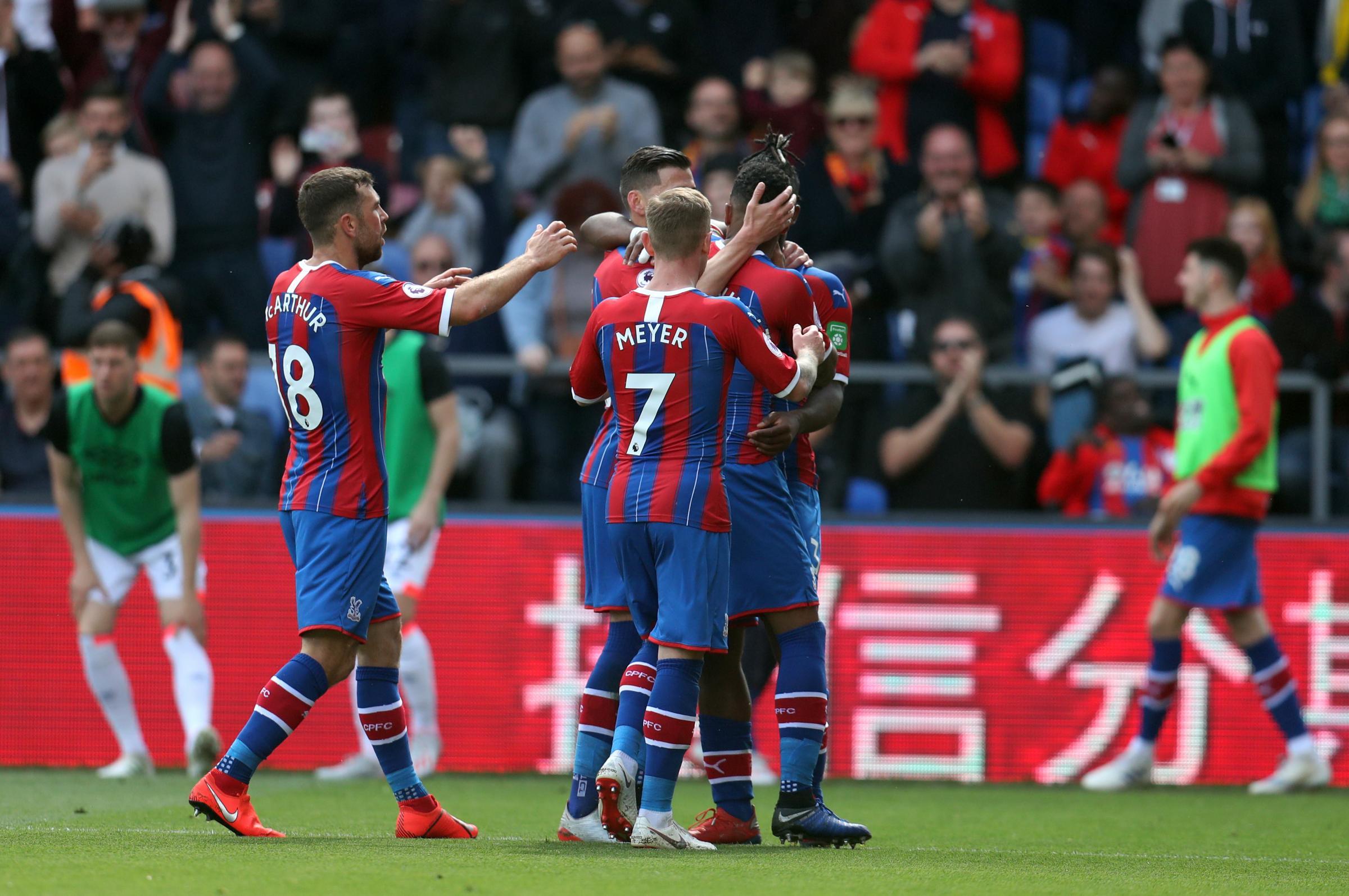 Palace fans echo Hodgson's feelings as scoring ace set to leave