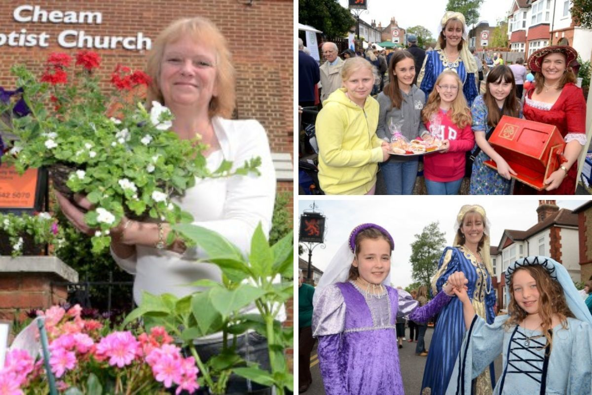 The Cheam Charter Fair is back