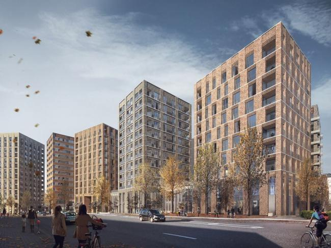 Legal and General plan to built 1000 new homes in Wandsworth
