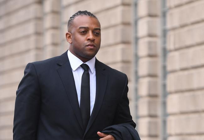 Former JLS singer Oritse Williams cleared